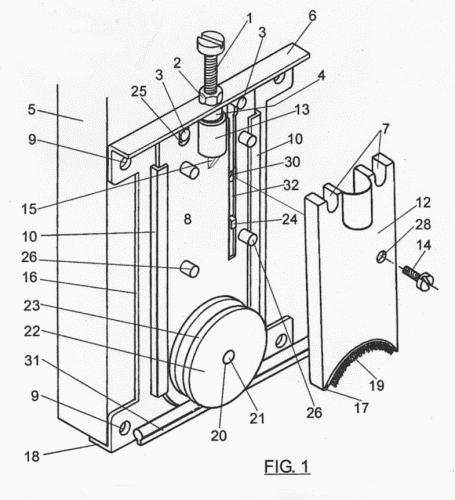 Mecanismo de rodaje automatizado con sistema de limpieza y - Mecanismo puerta corredera ...
