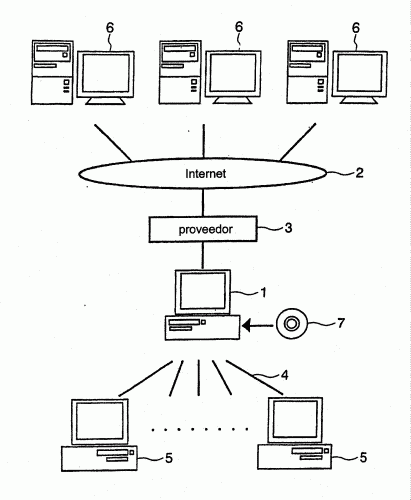 METODO DE CONTROL DE NAVEGACION EN INTERNET.
