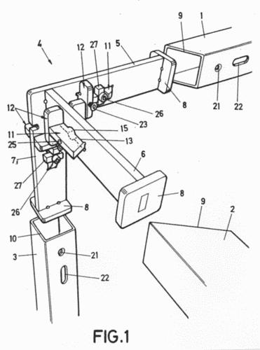 nudo para la union de perfiles de carpinteria metalica
