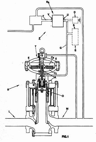 Regulador de presion para instalaciones de transporte y - Regulador de gas ...