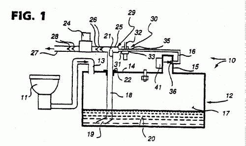 Sistema de inodoro por vacio con bomba unica for Bomba inodoro