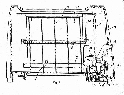 Arnedo julian 14 inventos patentes dise os y o modelos - Tostadora diseno ...