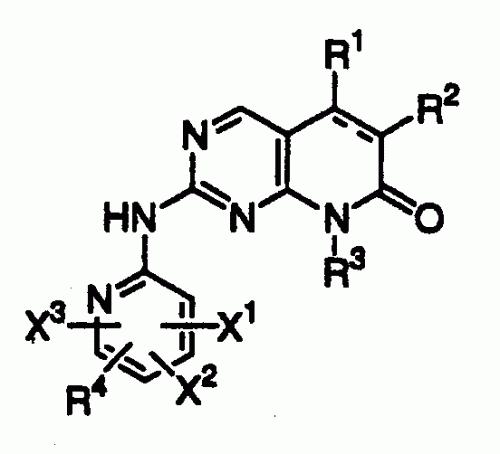 2-(PIRIDIN-2-ILAMINO)-PIRIDO(2 ,3-D)PIRIMIDIN-7-ONAS.