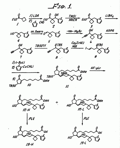 ANALOGOS DE OMEGA-CICLOALQUIL-17-HETEROARIL-PROSTAGLANDINA E2 COMO AGONISTAS DEL RECEPTOR EP2.
