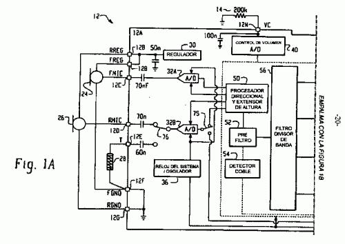 Circuito Oscilador : Circuito oscilador de precision baja fluctuacion
