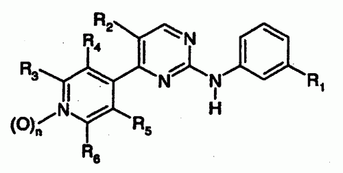 DERIVADOS DE N-FENIL-4-(4-PIRIDIL)-2-PIRIMIDINAMINA.