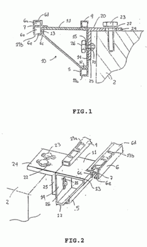 Estructura Metalica Soporte De Muros Cortina Ventilados