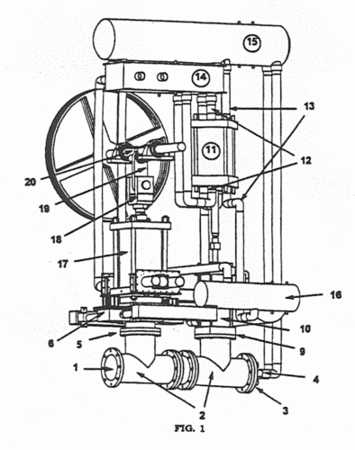 Motor de flujo hidroneumatico 16 de septiembre de 2006 for Cilindro hidroneumatico