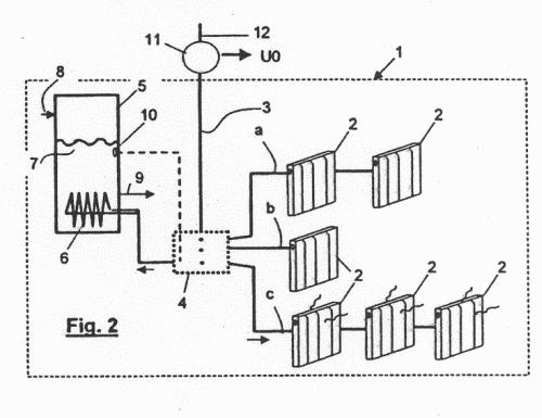 Sistema de calefaccion central electrica racionalizado - Calefaccion central electrica ...