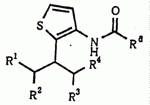 UN PROCEDIMIETO PARA PREPARAR DERIVADOS DE 2-ALQUIL-3-AMINOTIOFENO Y DERIVADOS DE 3-AMINOTIOFENO.