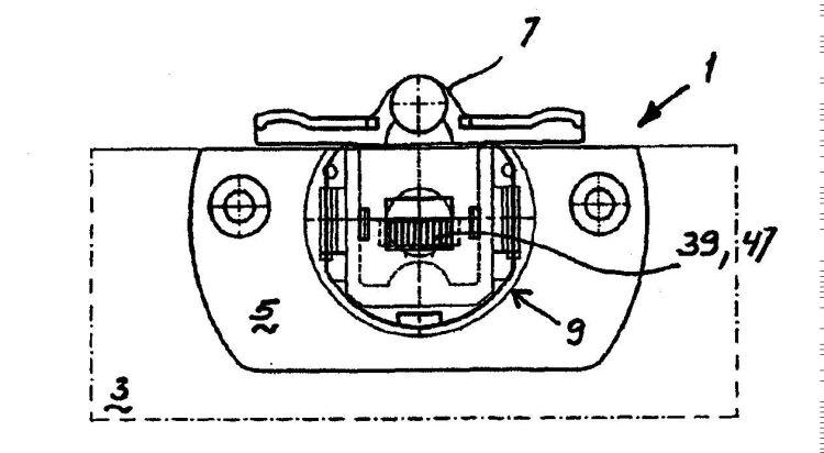 Conjunto de mecanismo de rodadura para una puerta de - Mecanismo puerta corredera ...