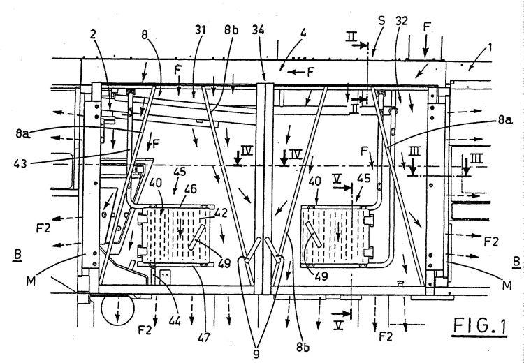 Estructura para cubrir y aislar una maquina de embalaje for Cubrir una pared exterior