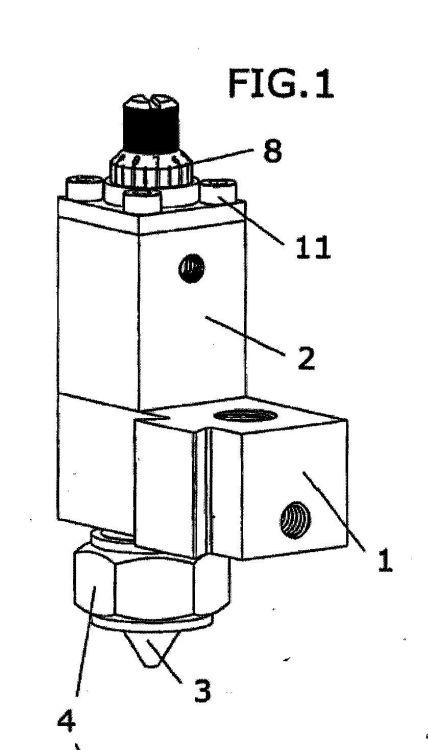 Industrias penalver s l 8 patentes modelos y o dise os for Accionamiento neumatico