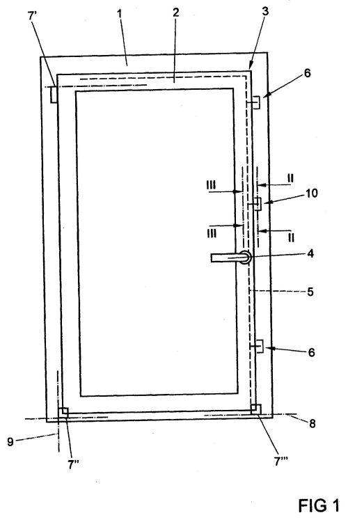 Pestillo de resorte para puertas de balcon o terraza - Pestillo para puerta ...