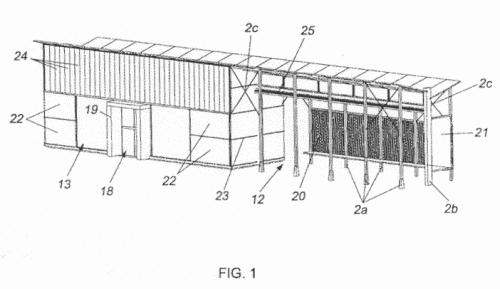 Construccion modular prefabricada para equipamiento urbano for Construccion modular prefabricada
