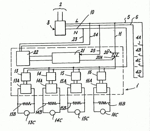 Dispositivo para obtener el encendido rapido de un for Encendido electronico cocina whirlpool
