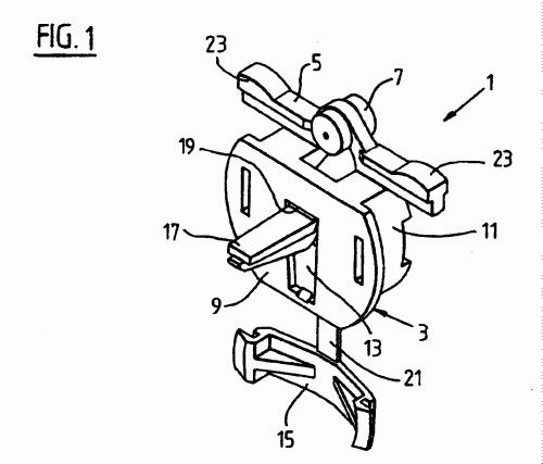 Mecanismo de rodadura para una puerta de corredera - Mecanismo puerta corredera ...