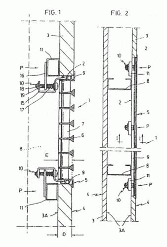 Rejilla lineal de salida de aire acondicionado for Rejillas aire acondicionado regulables