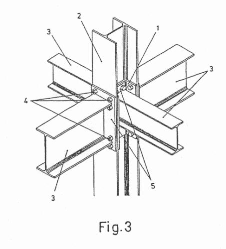 Acero tipos de uniones acero estructural - Tipos de vigas metalicas ...