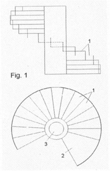 Escalera de caracol prefabricada - Escalera caracol prefabricada ...