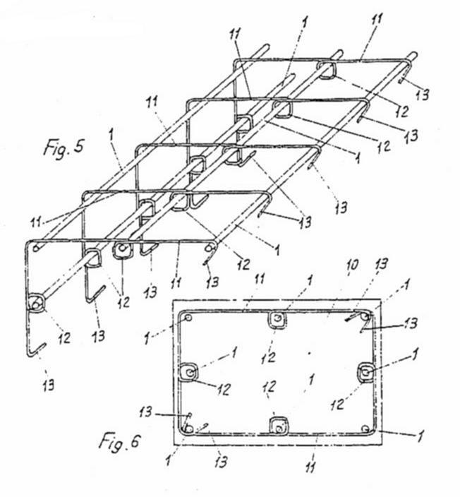 Ferralia modular para el armado de pilares y vigas en la construccion de estructuras de hormigon - Construccion modular hormigon ...