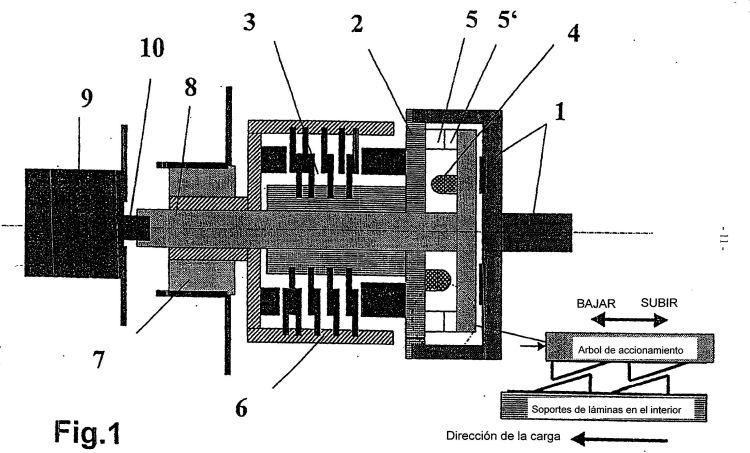 Instalacion De Punteria Para Un Lanzacohetes Patentados Com