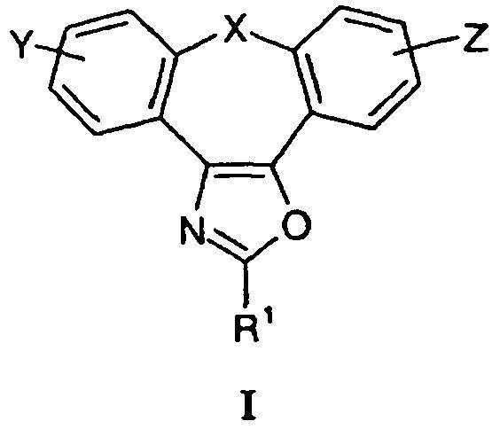 USO DE 3-AZA-1-OXA-DIBENZO(E,H)AZULENOS PARA LA FABRICACION DE FORMULACIONES FARMACEUTICAS PARA EL TRATAMIENTO Y LA PREVENCION DE ENFERMEDADES Y TRASTORNOS DEL SISTEMA NERVIOSO CENTRAL.