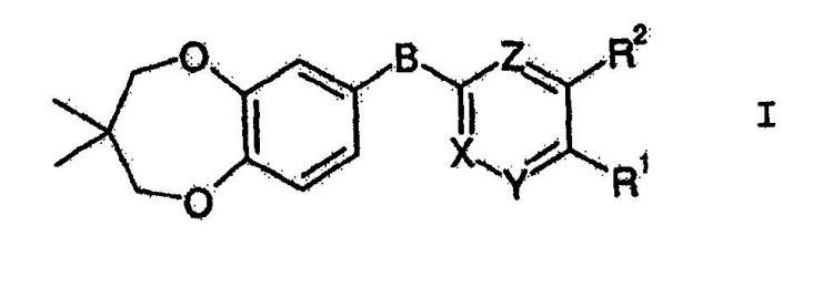 DERIVADOS DE BENZO (B) (1,4) DIOXEPINA.