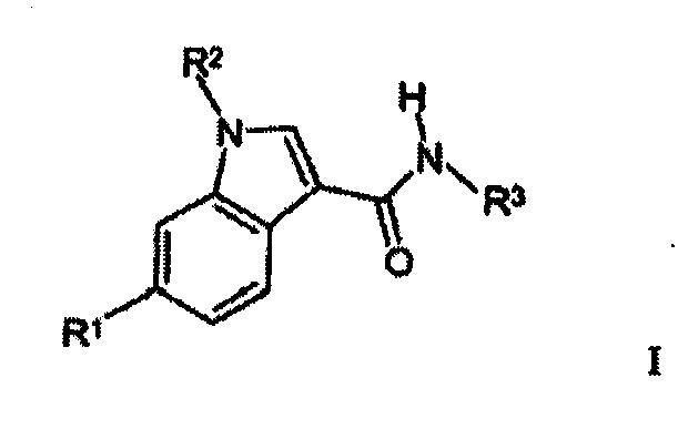 INDOL-3-CARBOXAMIDAS COMO ACTIVADORES DE LA GLUCOCINASA.