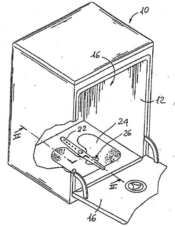 Lavavajillas con filtro plano que comprende zonas con for Dimensiones horno empotrado