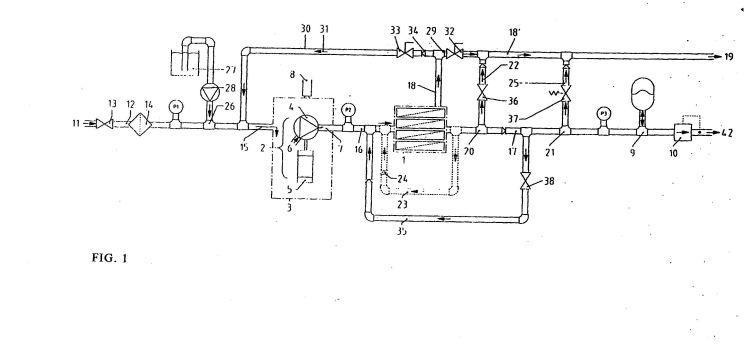 Metodo y dispositivo para el filtrado de agua - Filtrado de agua ...