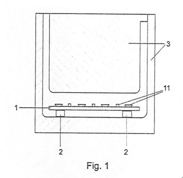 Isogona s l 12 patentes modelos y o dise os for Procedimiento de cocina