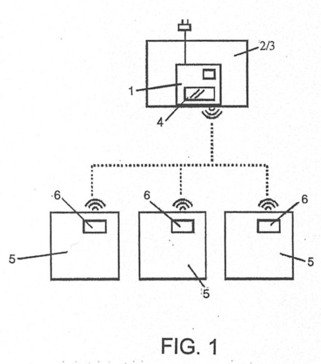 DISPOSITIVO DE CONTROL REMOTO PARA ACTUACION A DISTANCIA DE ELECTRODOMESTICOS.