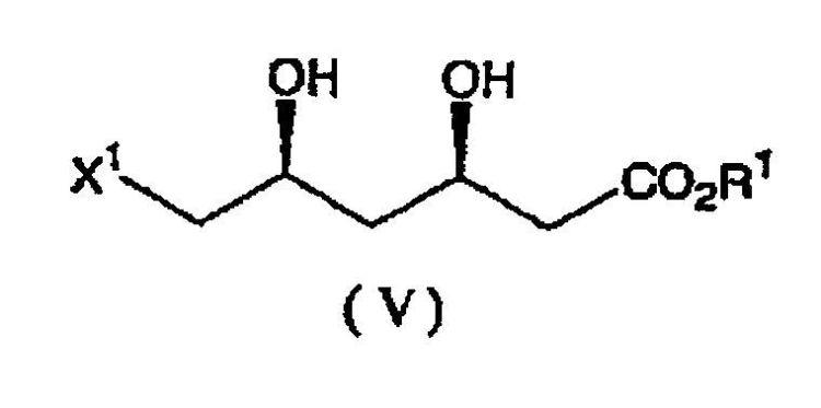 PROCEDIMIENTO PARA LA PREPARACION DE ESTERES SUSTITUIDOS CON 3,5-DIHIDROXI COMO INTERMEDIOS PARA PRODUCIR DERIVADOS DE ACIDO 2-(6-(HIDROXIMETIL)-1,3-DIOXAN-4-IL)ACETICO OPTICAMENTE ACTIVOS.