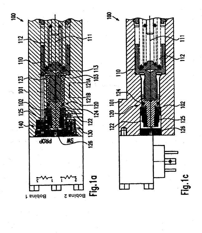 VALVULA PROPORCIONAL HIDRAULICA CON BLOQUEO MECANICO Y DISPOSITIVO ELECTROHIDRAULICO DE CONTROL USANDO LA VALVULA PROPORCIONAL HIDRAULICA.