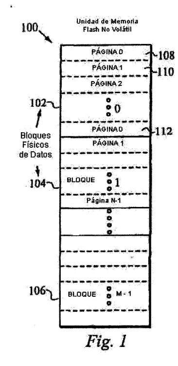 ARQUITECTURA DE MEMORIA FLASH QUE IMPLEMENTA MULTIPLES BANCOS DE MEMORIA FLASH PROGRAMABLES SIMULTANEAMENTE, QUE SON COMPATIBLES CON UNA CENTRAL.