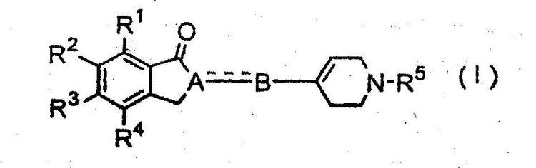 DERIVADOS DE (1-INDANONA)-(1,2,3,6-TETRAHIDROPIRIDINA).