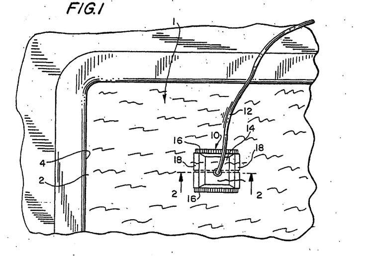 Deteccion y control del movimiento para un limpiador de - Limpiador de piscinas automatico ...