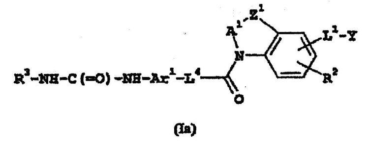 DIHIDRO-BENZO(1,4)OXACINAS Y TETRAHIDROQUINOXALINAS.