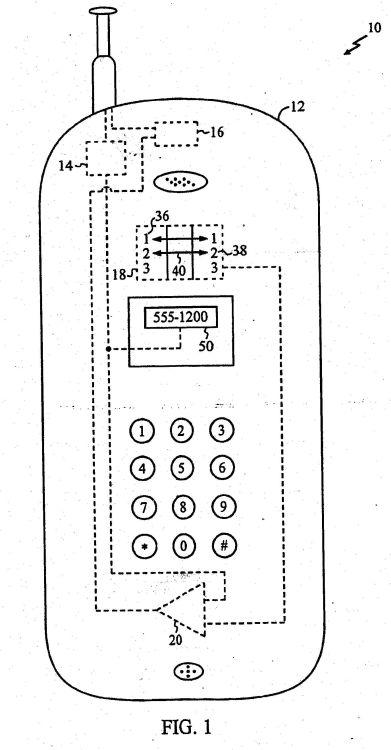 ESTACION TELEFONICA DIRIGIDA POR UNA LLAMADA ENTRANTE Y PROCEDIMIENTO DE UNA ESTACION TELEFONICA EN BASE A UNA LLAMADA ENTRANTE.