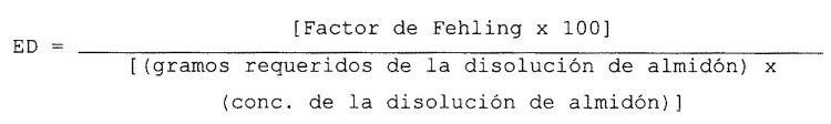 PRODUCTO DE ALMIDON LENTAMENTE DIGERIBLE.