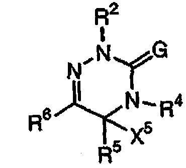 4,5-DIHIDRO-1,2,4-TRIAZIN-3-ONAS, 1,2,4-TRIAZIN-3-ONAS SUSTITUIDAS Y SU USO COMO FUNGICIDAS E INSECTICIDAS.