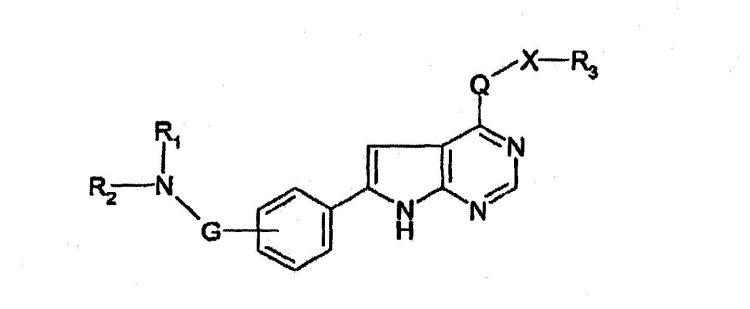 DERIVADOS DE 4-AMINO-6-FENIL-PIRROLO(2,3-D)PIRIMIDINA.