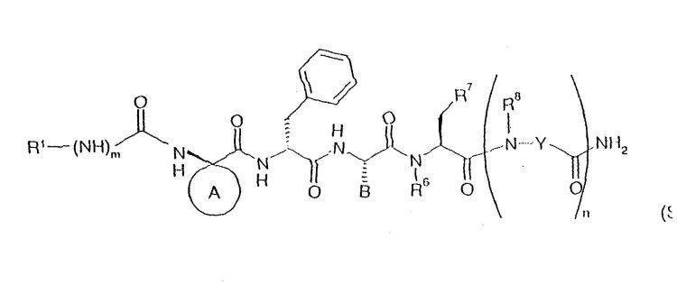 PEPTIDOS LINEALES SELECTIVOS CON ACTIVIDAD AGONISTA DE RECEPTOR DE MELANOCORTINA-4 (MC4-R).