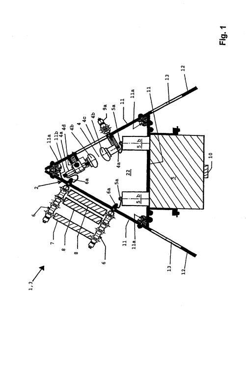 Estructura de chimenea soporte para generador de impulsos - Estructuras de chimeneas ...