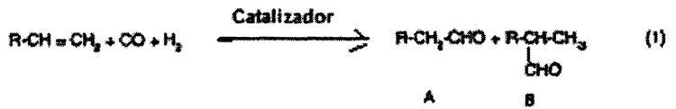 METODO PARA LA PRODUCCION CONTINUA DE ALDEHIDOS.