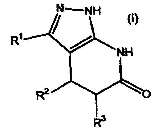 PIRAZOLO(3,4-B)PIRIDIN-6-ONAS COMO INHIBIDORES DE GSK-3.