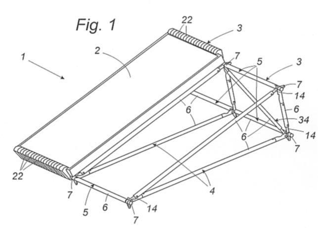 Estructura Modular De Soporte Para Paneles Solares 1