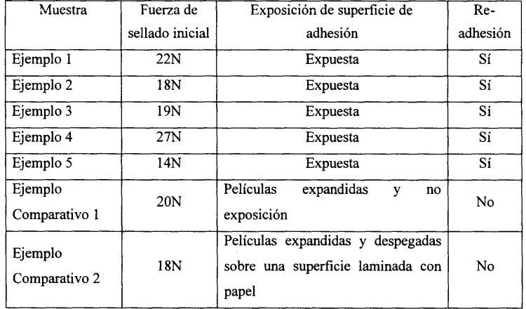 UNA TIRA EXPOSITORA, Y UN MONTAJE DE TIRA EXPOSITORA Y PRODUCTO.