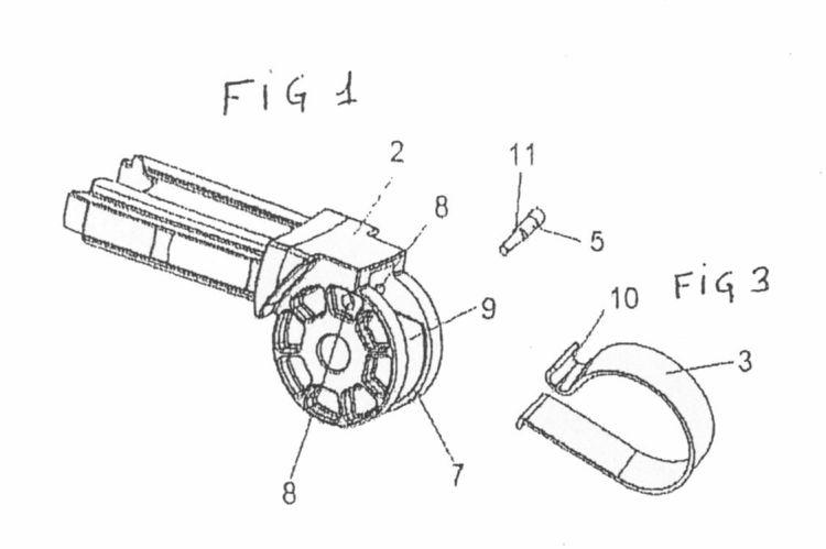 Brazo articulado para toldo extensible con sistema de tension for Precio toldo brazo extensible
